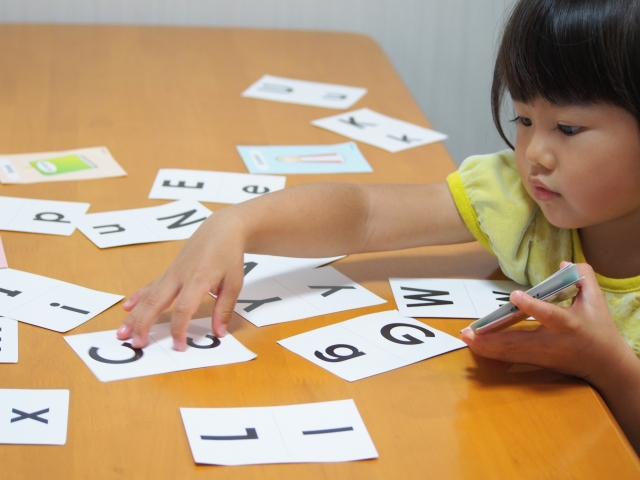 幼児教育おすすめ幼児教室教材選び